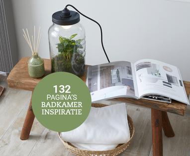 Binnenkijkers - Baden+ badkamer lookbook