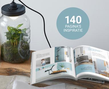 Trend: Peaceful oasis - Badenplus badkamer inspiratieboek