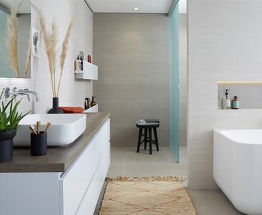Schimmel in de badkamer verwijderen - Onderhoudstips voor je badkamer