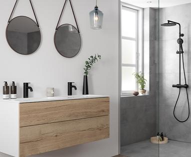 Dit zijn dé badkamertrends van dit moment - Trend: Industrial chic