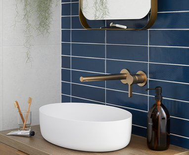Tegels kleine badkamer - Inspiratie: voor een kleine badkamer