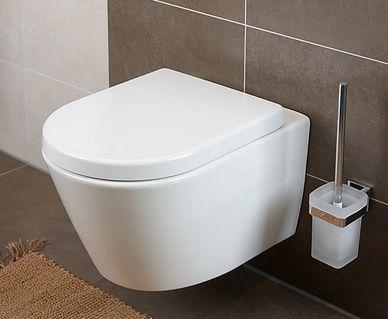 Badenplus Collectie badkameraccessoires - Badenplus Collectie toilet