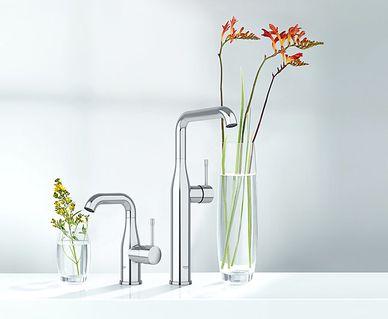 Grohe douchesystemen - Grohe badkamerkranen