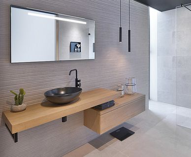 Looox Sink Collection - Looox Wood Collection