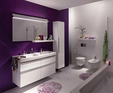 Geberit Rimfree toilet - Geberit badkamermeubels