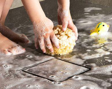 Easy drain douchegoot schoonmaken - Easy Drain doucheput