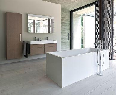 Duravit toilet - Duravit Vero Air complete badkamerserie