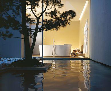 Duravit Brioso badkamermeubel serie - Duravit ligbaden
