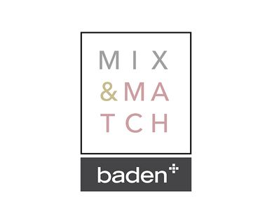 Badkameraccessoires van Mix & Match - Baden+ huismerk
