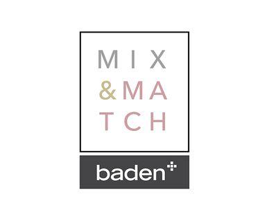 Mix & Match maatwerk - Baden+ huismerk