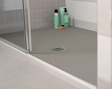 Xenz Upfall shower - Xenz douchevloeren en cabines