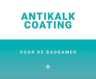Toilet reiniger - Antikalk coating