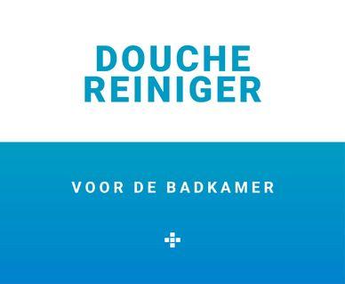 Baden+ schoonmaakmiddelen - Douche reiniger