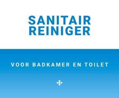 Baden+ schoonmaakmiddelen - Sanitair reiniger