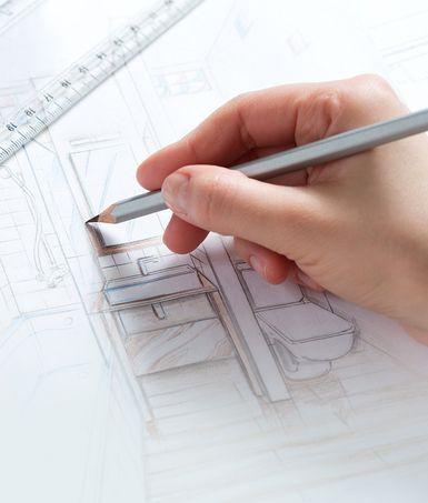 Home - Maak een afspraak badkamer ontwerper