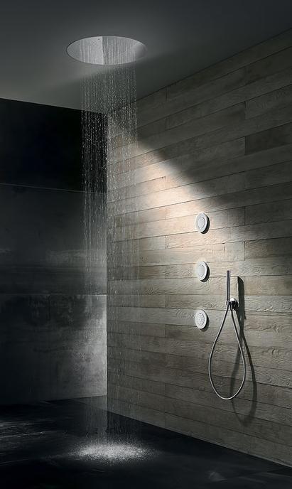 Hotbath Mate doucheset - met inbouw regendouche