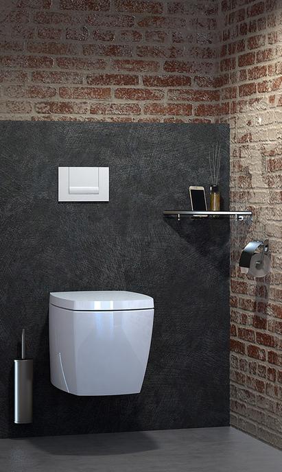 Geesa badkameraccessoires Nemox serie toilet