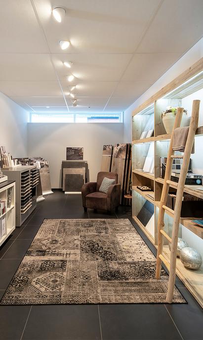 Willemsen Installatiebedrijf showroom badkamermeubels