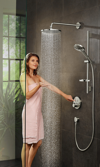 Hansgrohe Powderrain doucheset