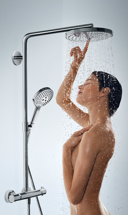 Hansgrohe Raindance Select Showerpipe doucheset