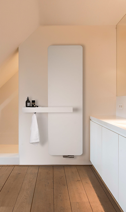 Vasco - Oni designradiator - wit