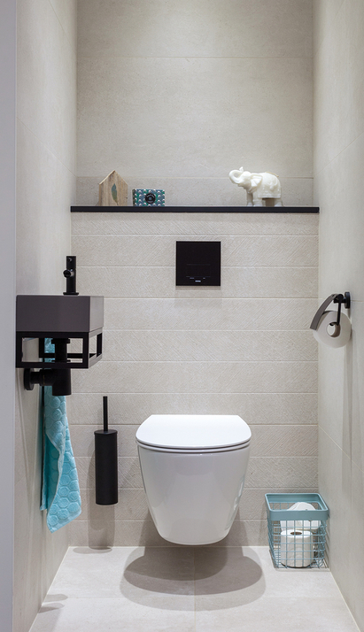 Verwijst Uden showroom badkameropstelling ligbad douche