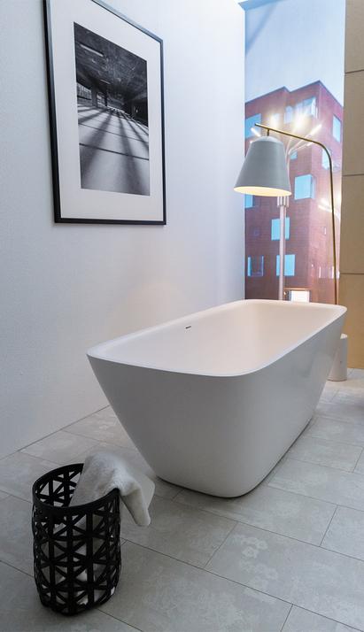 Industrieel - baden - Romeo