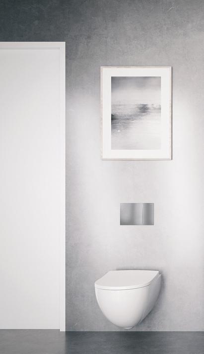 Scandinavisch Toilet Acanto