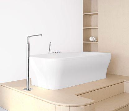Vrijstaande badkraan