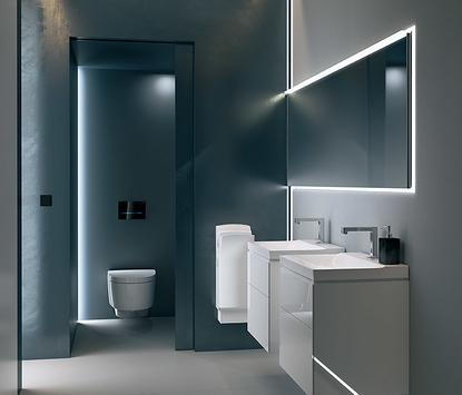 Toilet metselwerk blok 1 - Douchewc