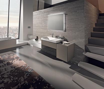 Comfort badkamer - ruim opgezette badkamer met veel bewegingsruimte
