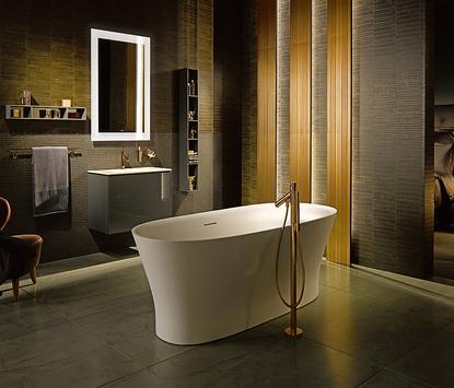 Duravit ligbad vrijstaand badkamer