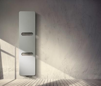 Vasco - Oni Designradiator - betonlook