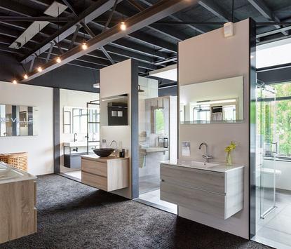 St Pieter Eindhoven Showroom wastafels