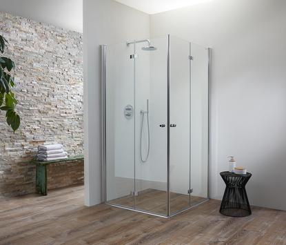Inloopdouche - Kleine badkamer