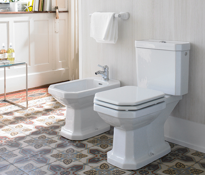 Klassiek toilet