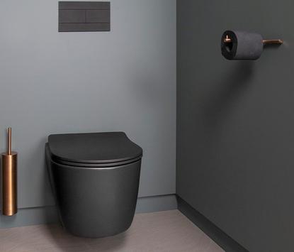 Industrieel - toilet - Alphacomfort