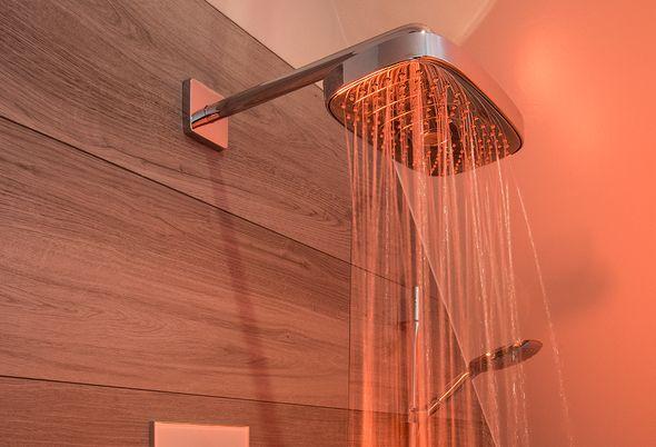 Binnenkijken bij familie Valk - Bad en douche