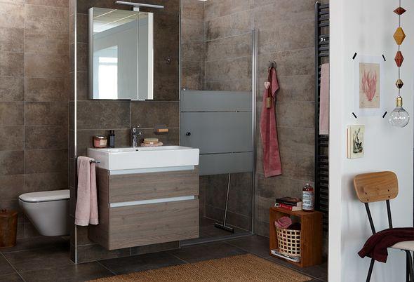 Inspiratie: voor een kleine badkamer - 2. Inspiratie kleine badkamer