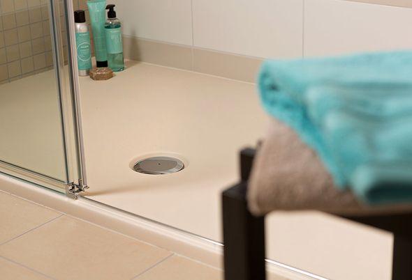 Inloopdouche Met Badkameraccessoires : Mix & match douchecombinaties voor iedere badkamer baden