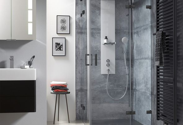 Inspiratie voor zwart in uw badkamer u2013 baden
