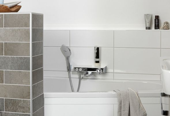 Hansgrohe ecostat thermostaatkraan - 2. Hansgrohe Ecostat Select thermostaat