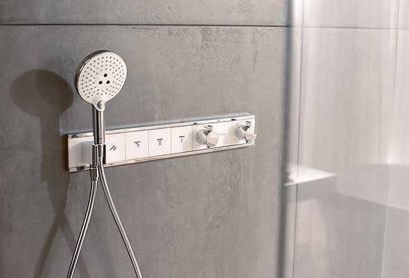 Hansgrohe showerselect - 2. Hansgrohe Showerselect voor iedereen
