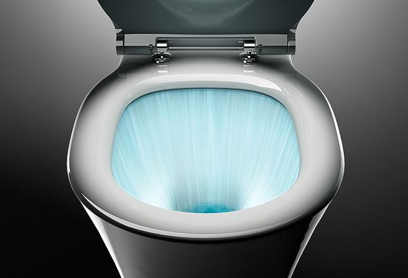 Ideal Standard collecties - 2. Ideal Standard AquaBlade® toilet