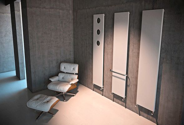 Instamat designradiator in bijzonder design - 4. Instamat Treo en Scudi