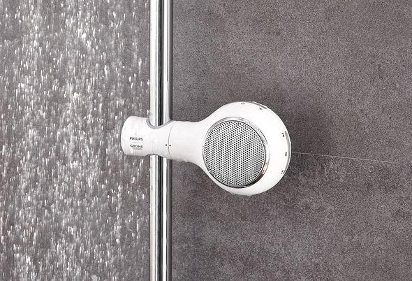 Ontspan! Radio of tv in de badkamer - 1. Radio in de badkamer
