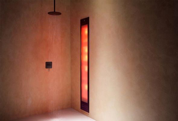 Maak van uw badkamer een thuisspa - 2. Wellness mogelijkheden in uw doucheruimte