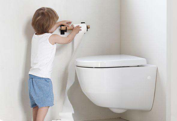 5 weetjes over het toilet - 4. Nieuwste technologieën / 5. 55 velletjes per dag