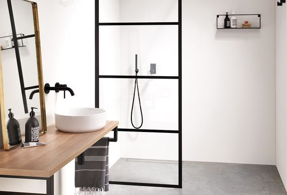Industrieel: 5x ideeën voor je badkamer - 1. Soho en hotbath douche fotos