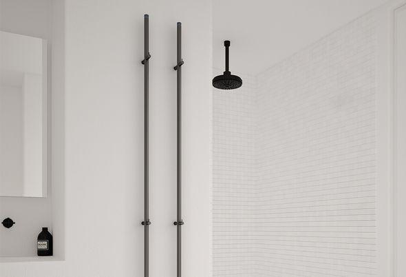 Ideeen Voor Badkamer : Badkamer behang inspiratie en verdelers